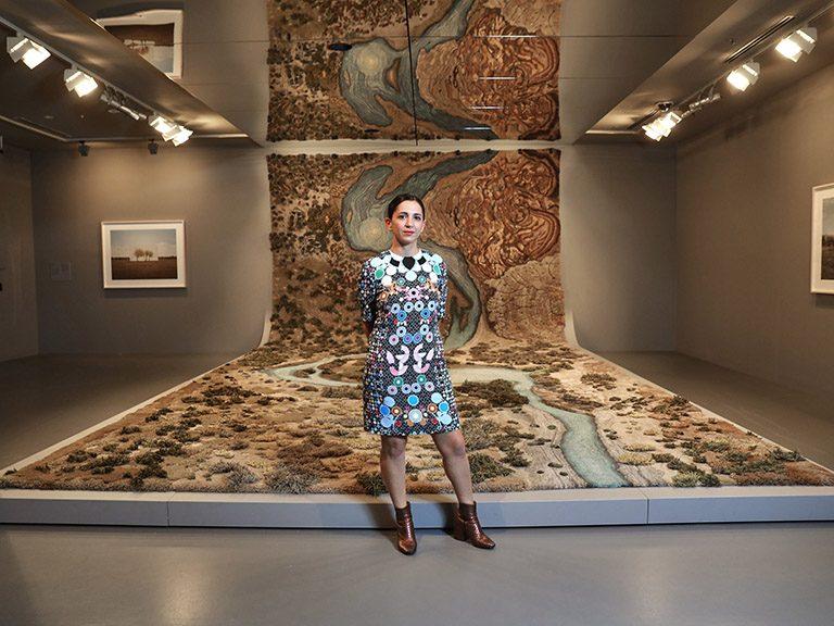 MAB's Spotlight on NGV Triennial with Argentinian Artist Alexandra Kehayoglou