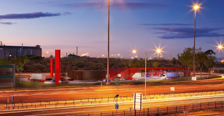 West Gate Leasing >> Shell confirmed at West Gate Express - MAB