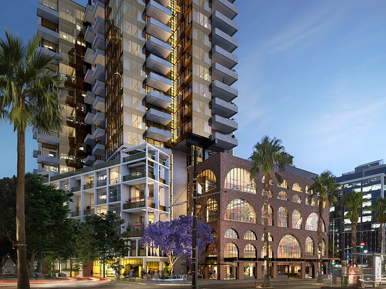 MAB responds to changing Australian workforce with latest mixed-use development