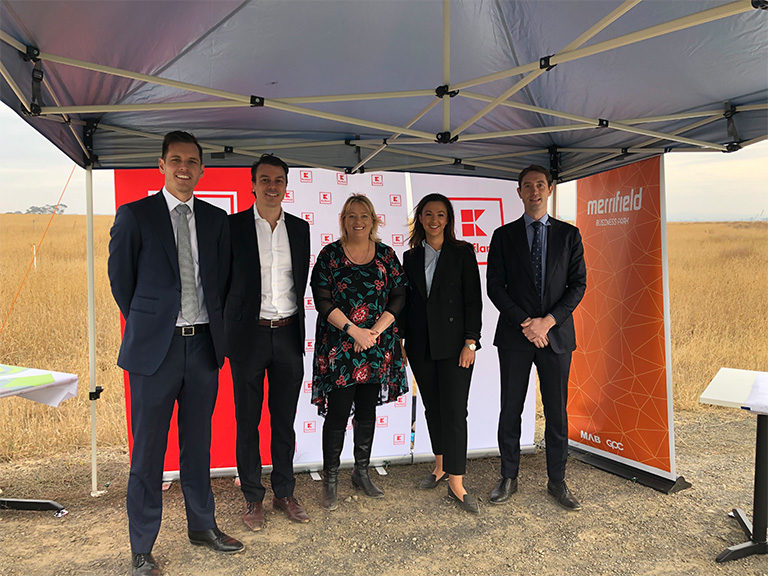 Kaufland selects Merrifield for Australian distribution centre