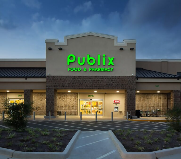 MAB American Signs Publix to anchor Wynnehaven Plaza